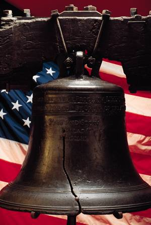 300-78459289-bell-with-american-flag
