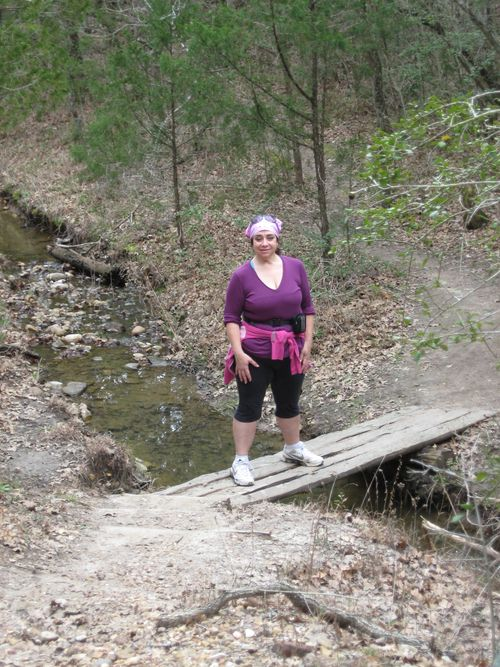 McKinney Roughs Hike