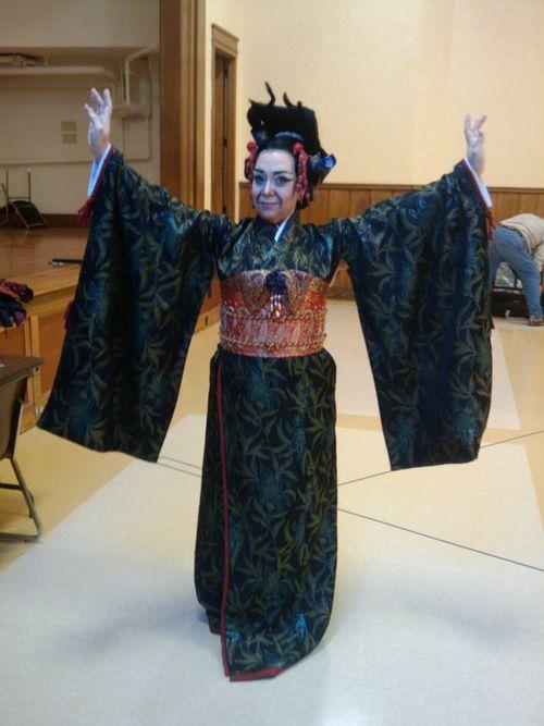 Katisha, THE MIKADO, Syracuse Opera