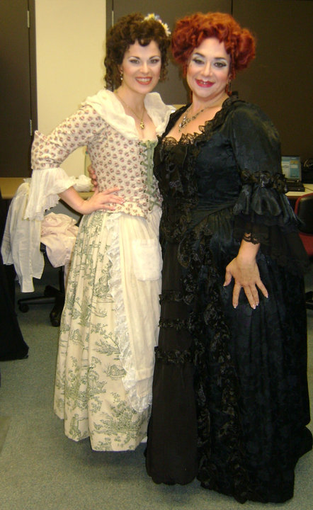 Marcellina, THE MARRIAGE OF FIGARO, DMMO 2010