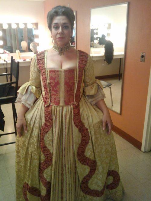 La Zia Principessa, SUOR ANGELICA (San Antonio)