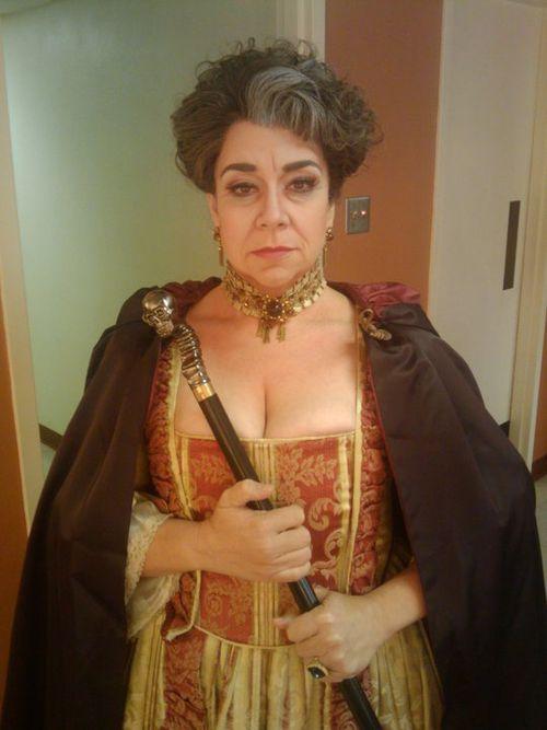 La Zia Principessa, SUOR ANGELICA