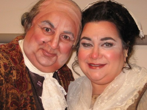 Berta in Barber of Seville (Austin)