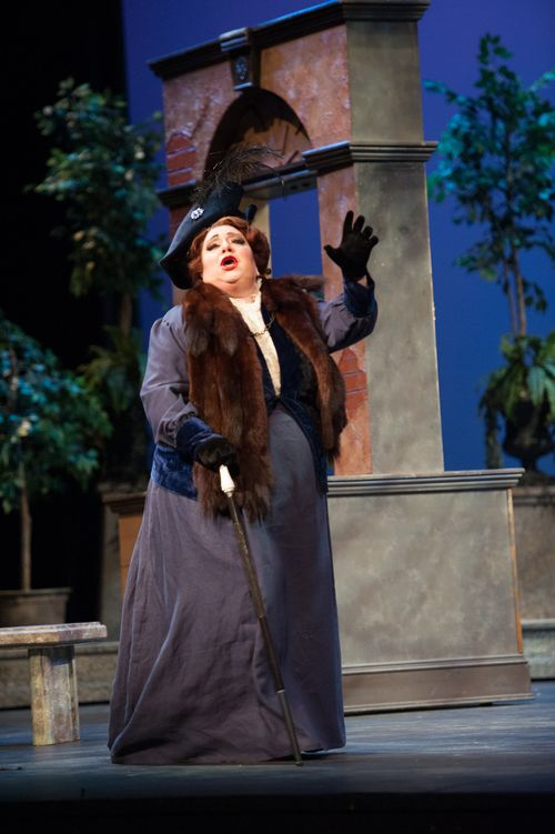 La Zia Principessa, Suor Angelica, Opera on the James, 2013