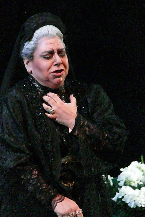 La Zia Principessa in Suor Angelica (El Paso)